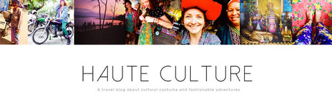 Haute Culture -- Ethnic Textile Travel Blog - Japan, SouthEast Asia, Vietnam