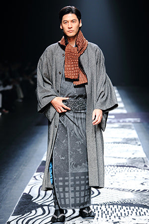 Modern Kimonos From Jotaro Saito Old Is New Again Men S Women S