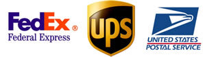 US Postal Service, FedEx Ground & UPS discount rates