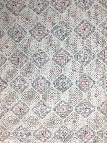 5488 vintage silk, pixelated designs, half-yard view