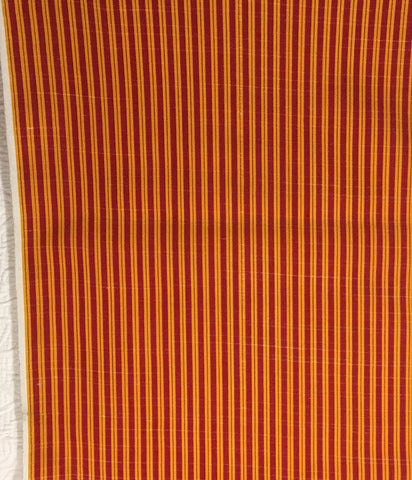 5493 wool-cotton deadstock kimono fabric, half yard view