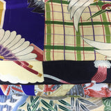 110-BOYS, Boys Ceremonial Vintage Kimonos Close-up1