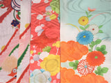 110-GIRLS, girls ceremonial kimonos, 10lbs Closeup1
