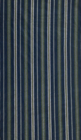 5599 mock silk 1970s kimono fabric, one yard view,