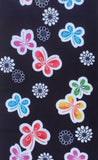 5714 deadstock kimono cotton fabric, close 1