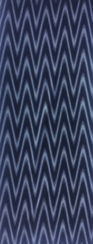 6079: 1950s Japanese Silk Fabric, 1yd view