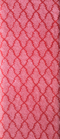 6480: 1960s Shibori Silk, long view