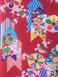 6494: 1960s Japanese Silk, close1