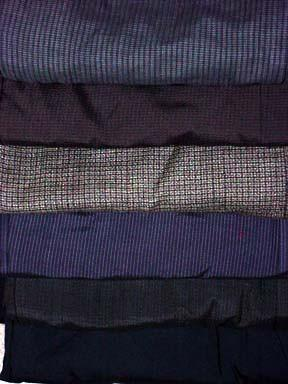 PIle of 10lbs Mens Kimono Package 110-MENS