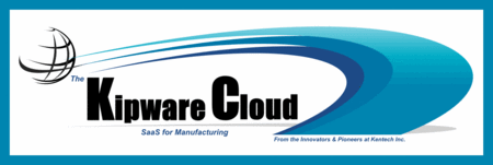 Kipware® Cloud - SaaS for Manufacturing