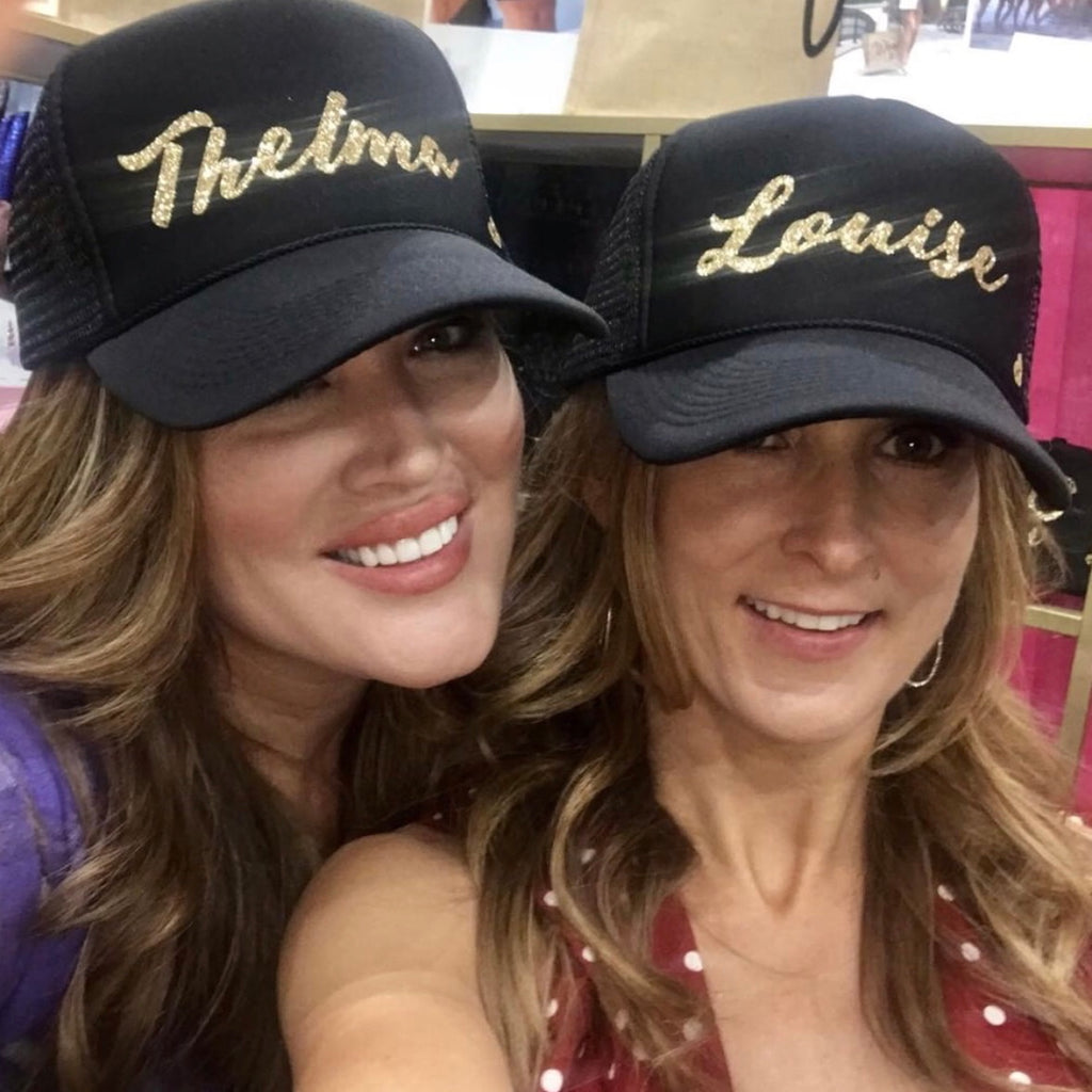 Spotted 📸 RHOC Star Emily Simpson wearing a Mother Trucker