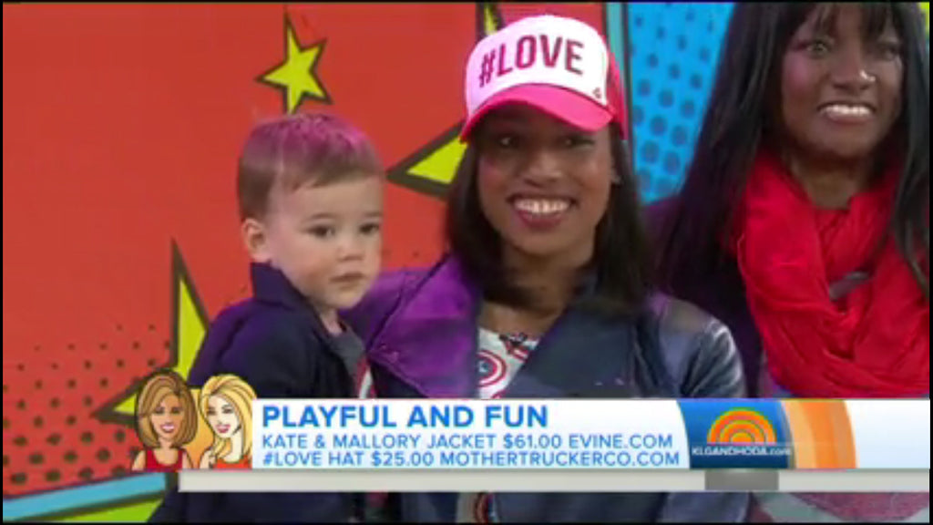 We were featured on The Today Show!