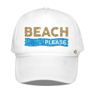 Beach n' Sand - GOLD BLUE