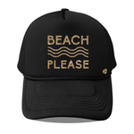 Beach Waves - GOLD