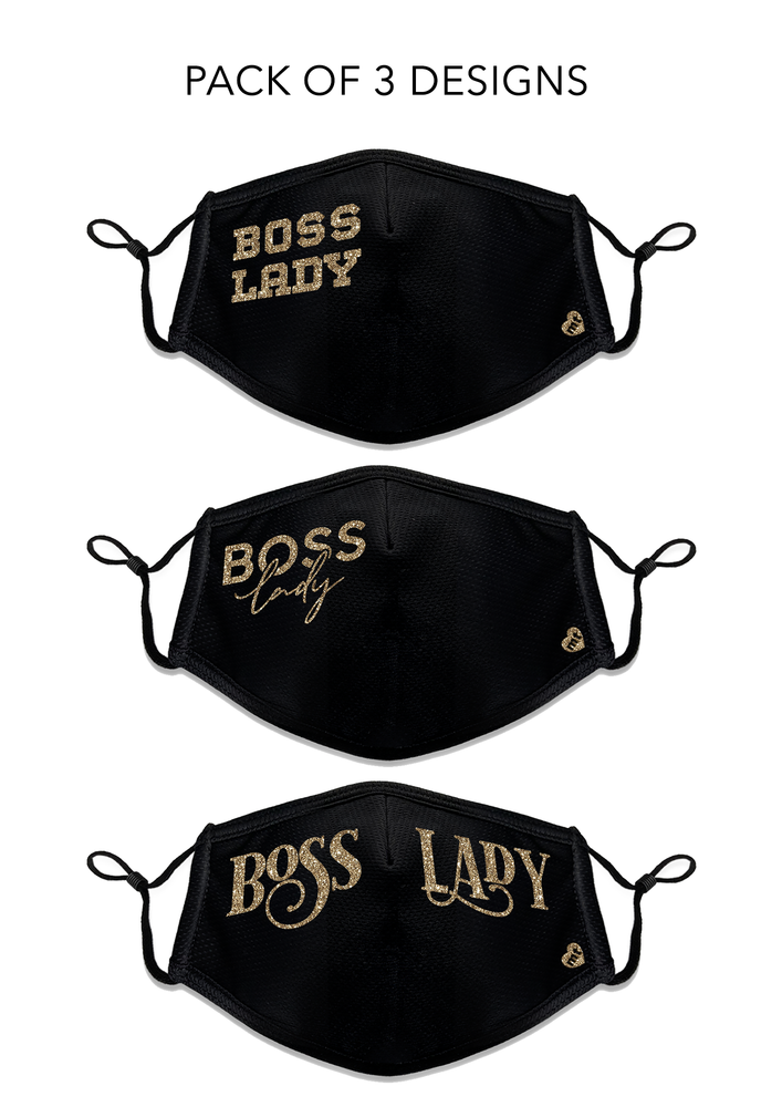 BOSS LADY FACE MASKS
