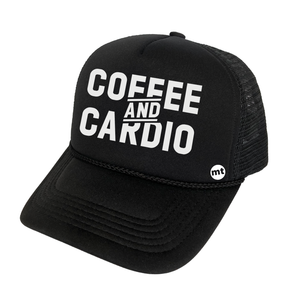COFFEE AND CARDIO