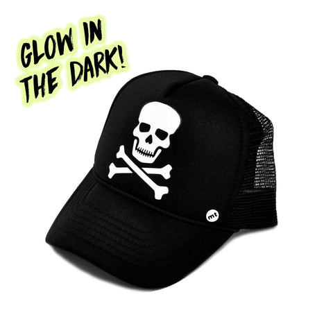 Glow in the Dark SKULL - YOUTH