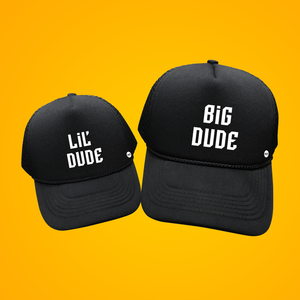 BIG DUDE & LIL' DUDE SET