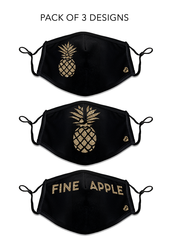 FINEAPPLE FACE MASKS