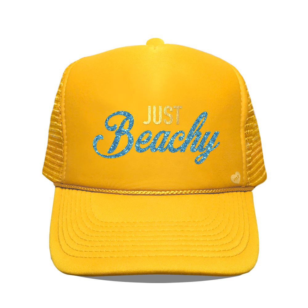 Just Beachy Maui - GOLD BLUE