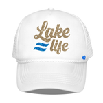Lake Waves - GOLD BLUE