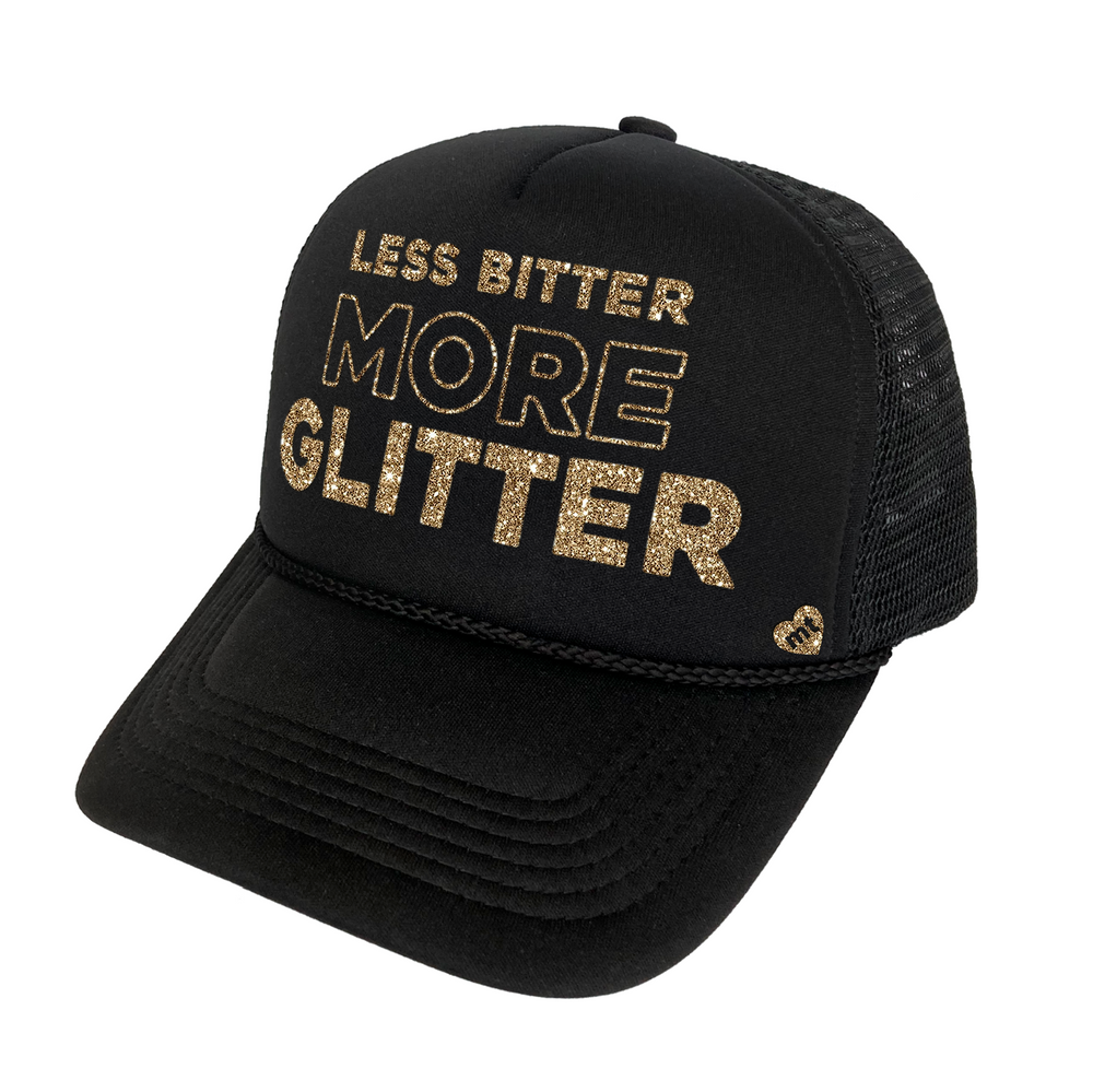 Less Bitter More Glitter