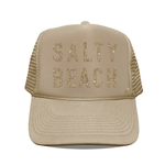 New Salty beach