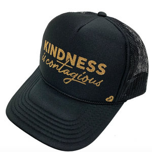 KINDNESS is contagious - GOLD