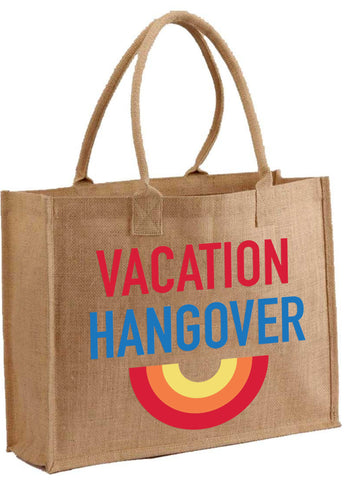 Vacation Hangover