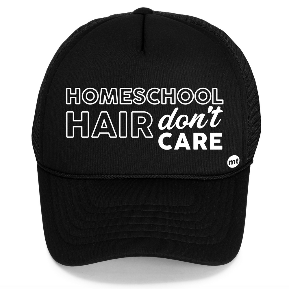 Kids - Homeschool hair don't care