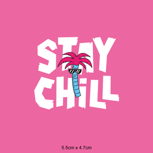 STAY CHILL COVERS