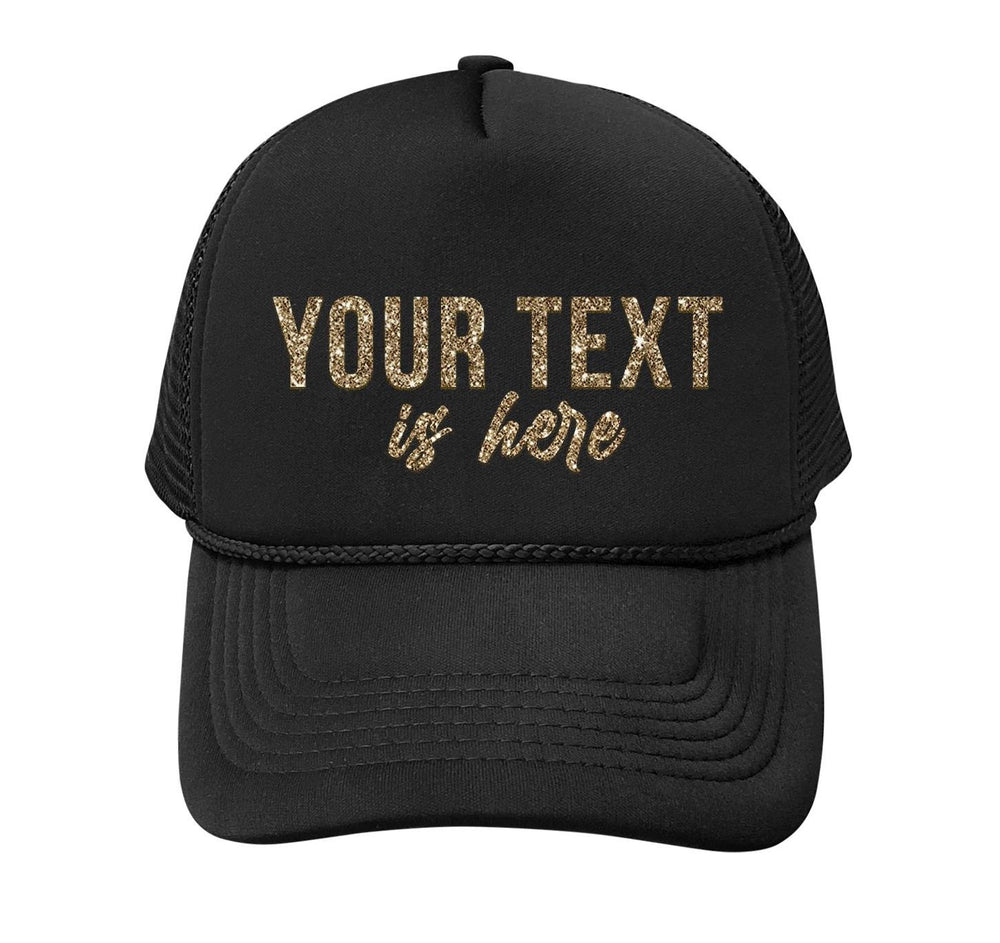 CUSTOM HATS (10 PIECES)