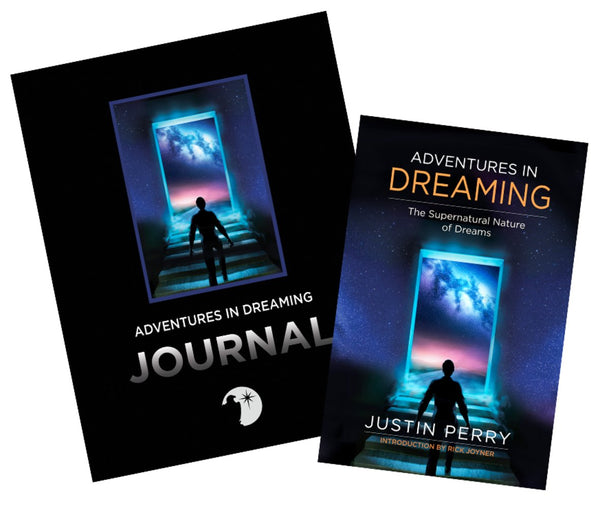 Adventures in Dreaming Book & Journal