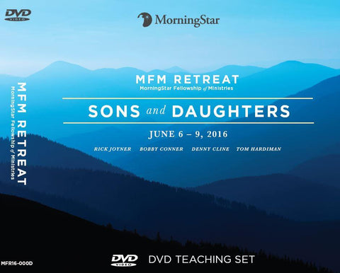 "2016 MFM Retreat: ""Sons and Daughters"""