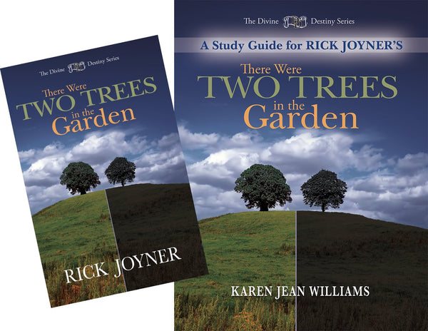 There Were Two Trees in the Garden Book and Study Guide Bundle