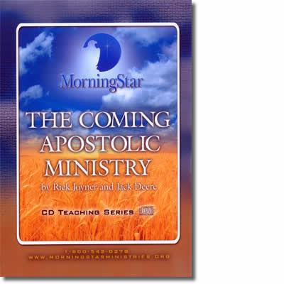 The Coming Apostolic Ministry
