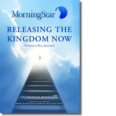 Releasing the Kingdom Now