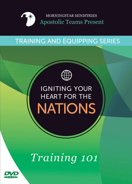 Igniting Your Heart for the Nations