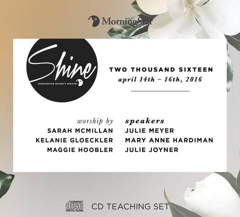2016 Shine Women's Conference