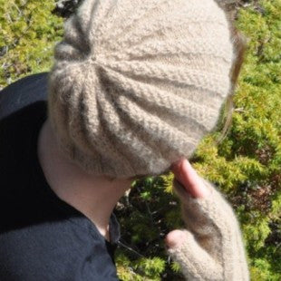 Braided Cloche Hat Pattern