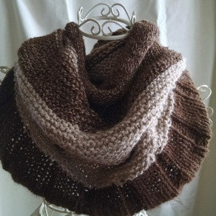 Triple Cush Cowl Pattern