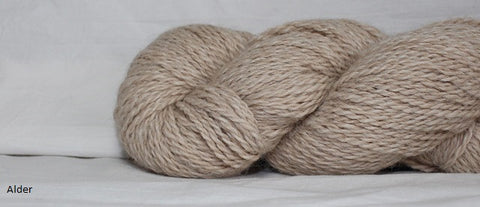 Worsted, Natural Colors - Distinctly Alpaca