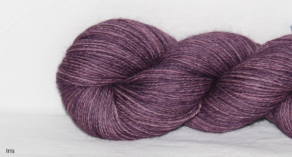 Distinctly Alpaca, Fingering - Dyed Colors