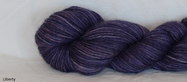 Rusitc Alpaca, Worsted-Dyed Colors