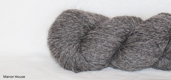 Distinctly Alpaca, Worsted Thick and Thin - All Natural Colors