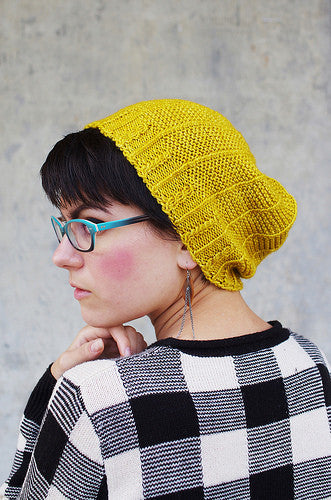 Salt Creek Hat Pattern
