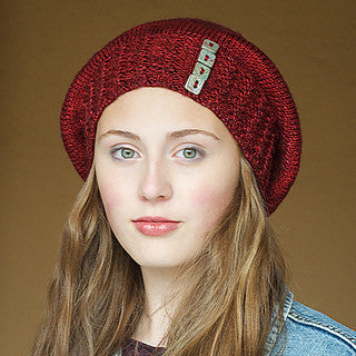 Scarlette Holiday Hat Pattern