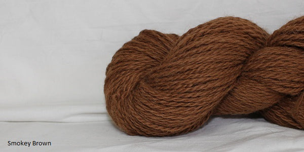Distinctly Alpaca, Bulky- Natural Colors
