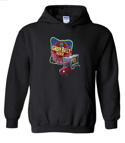 Introducing Michael Birawer Hoodies!