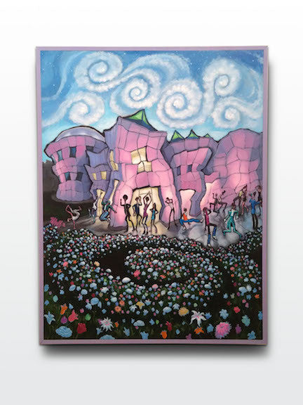 """Paisley Park"" Original to be Auctioned for Charity"